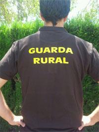 lujo disfruta de precio barato amplia selección Polo Marrón M/C+Vinilo Guarda Rural