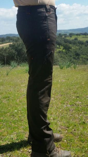 Pantalon Guarda de Campo Lateral