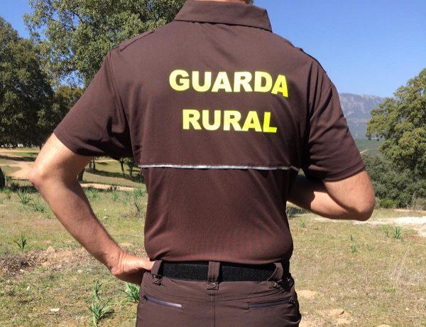 precio razonable estética de lujo moda caliente Polo Marrón M/C Guarda Rural con leyenda
