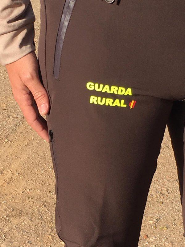 VINILO GUARDA RURAL
