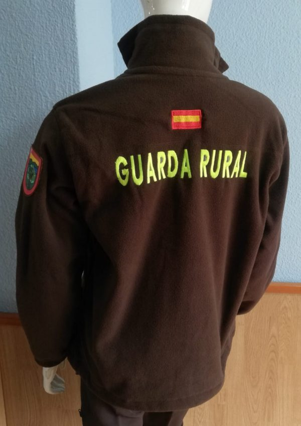 POLAR BORDADO ESP. GUARDA RURAL